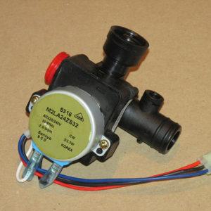 Трехходовый клапан для газового котла Master Gas Seoul